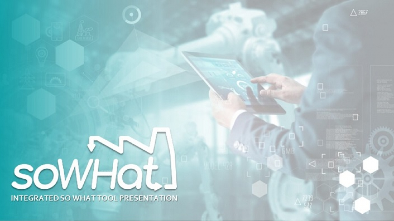 So-What tool presentation